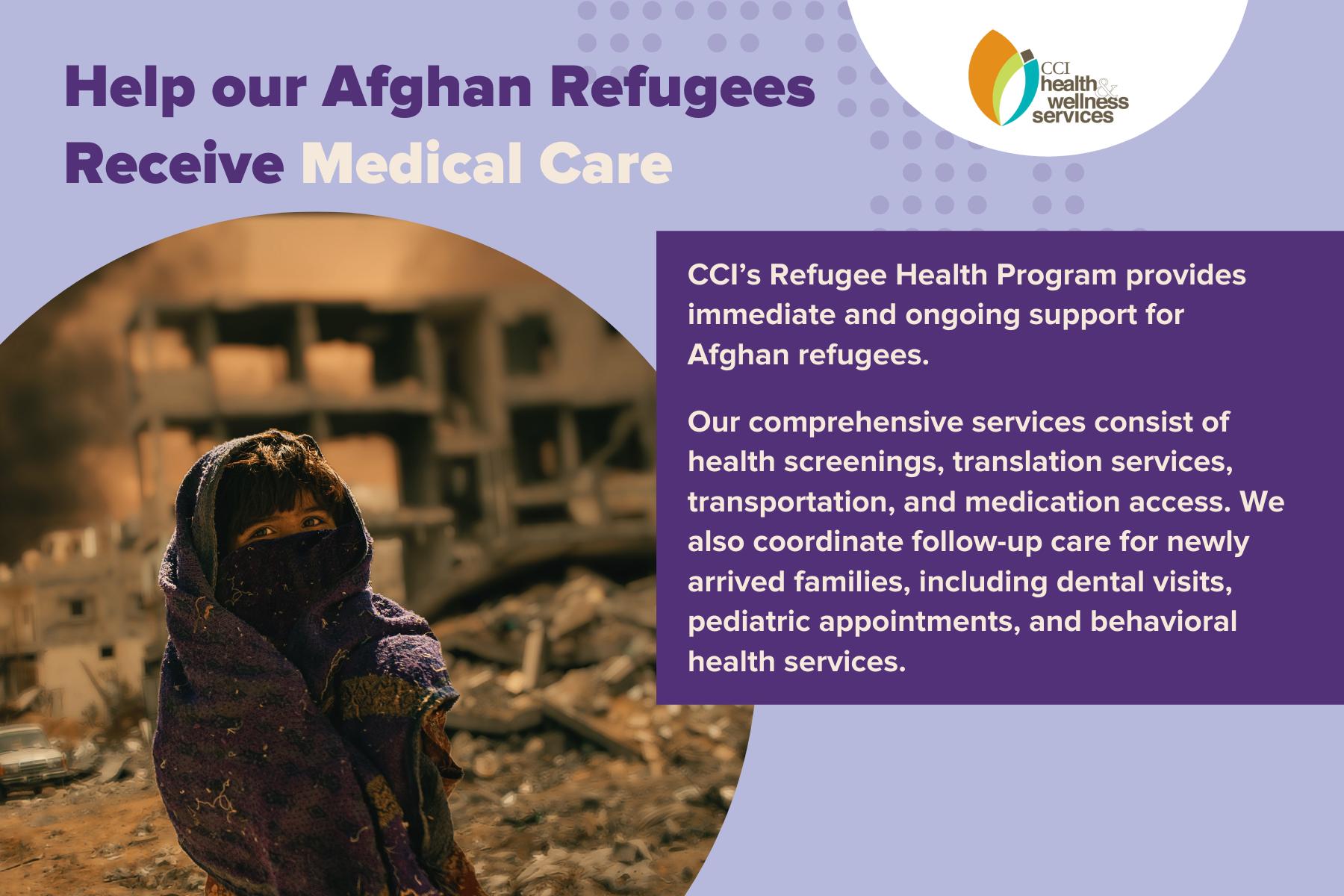CCI Refugee Health